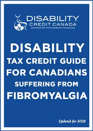 Disability Tax Credit Guide for Canadians Suffering from Fibromyalgia
