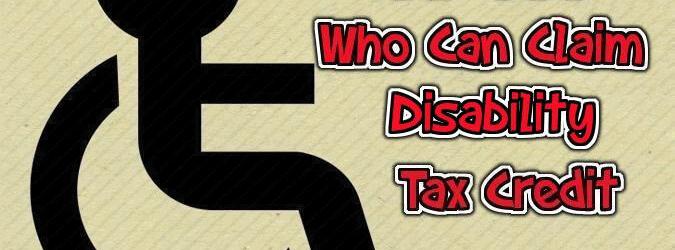 claim-disability-tax-credit