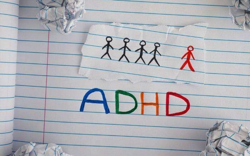 ADHD Drawings
