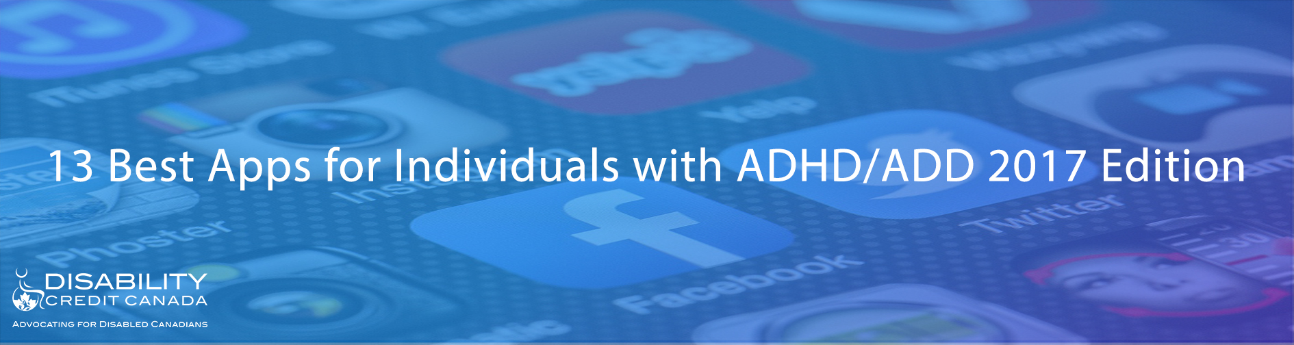 Apps for Individuals with ADHD/ADD