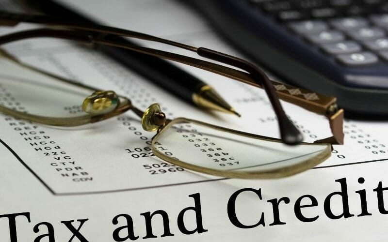 Disability tax and credit