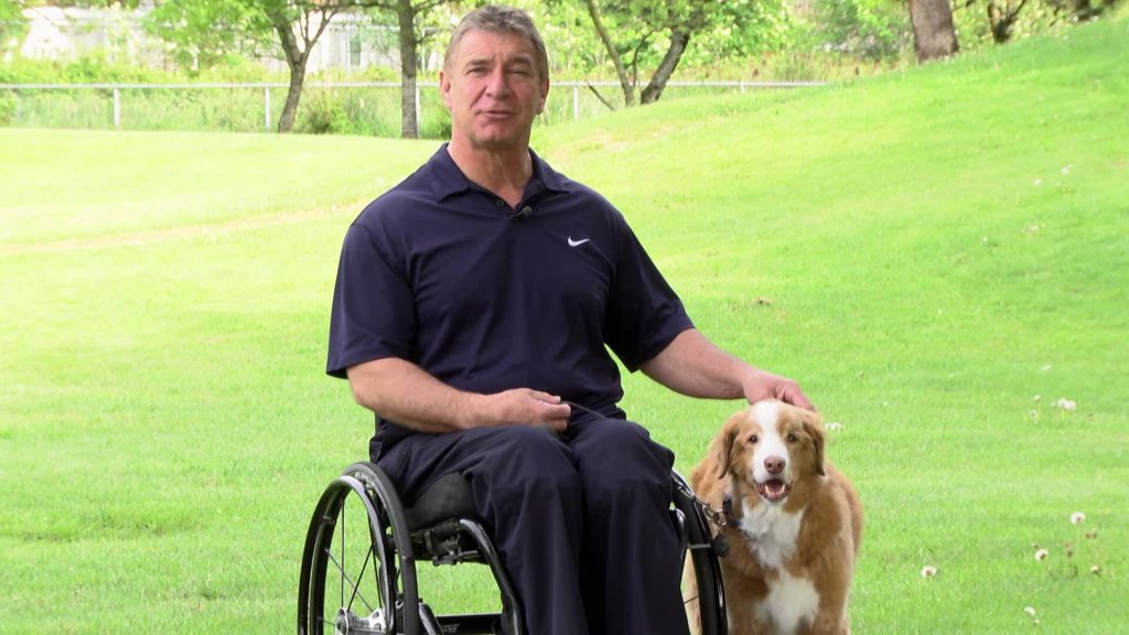 Famous People with spinal cord injury