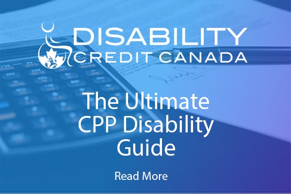 The ultimate cpp disability guide resource