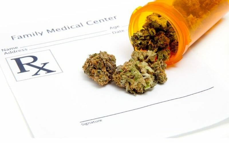 medical marijuana for disabled people
