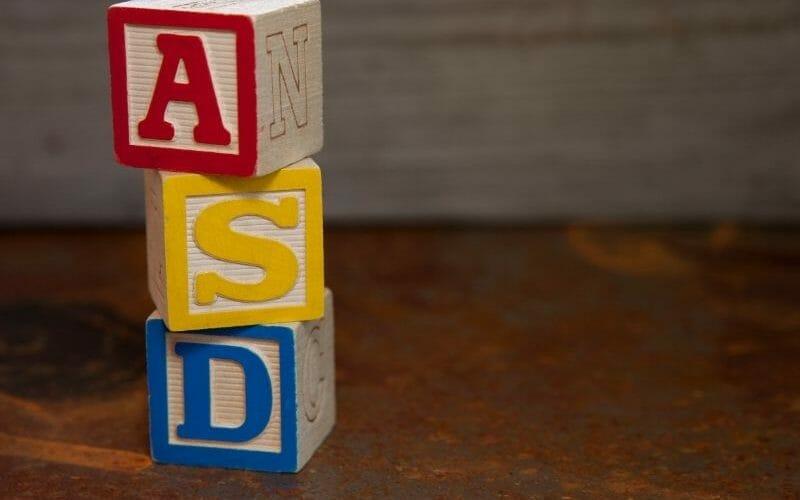 ASD disability tax credit