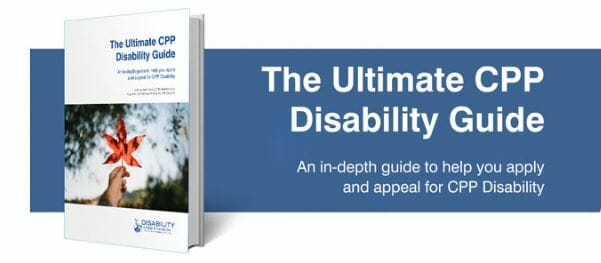 CPP Disability Guide