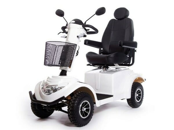 mobility scooter dtc